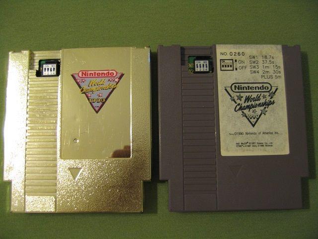 Nintendo-Mundo-Campeonato-Gold-Gray