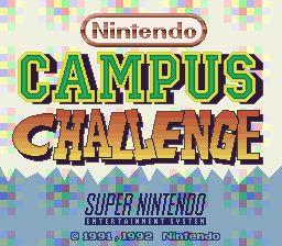 Nintendo1992CampusChallengeTitle
