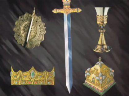 Swordquest Prêmios
