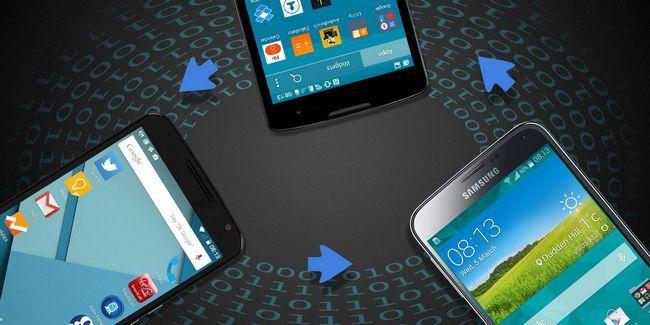 5 Aplicativos para android originais e livres de nuvens para fácil transferência de ficheiros