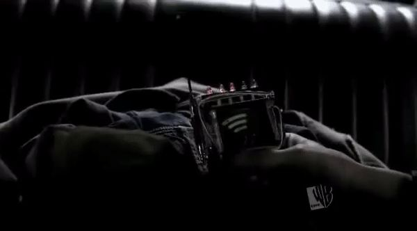 Supernatural Dean Winchester EMF Detector