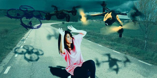 5 Ameaças de segurança zangão imparável você deve estar ciente de