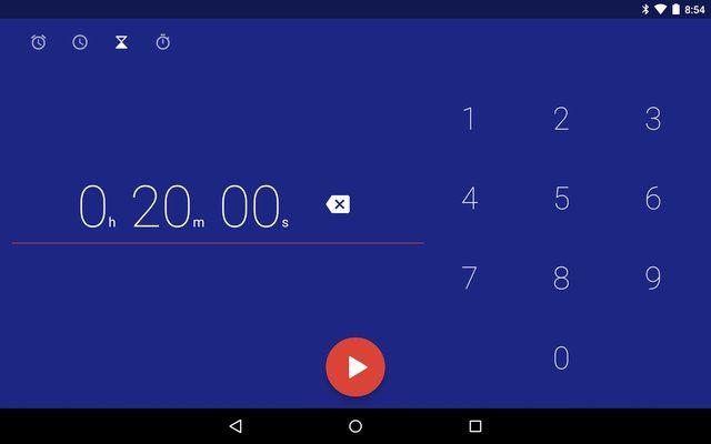 AndroidKitchen-Clock