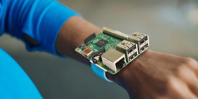 5 Projetos wearable você pode construir com um pi framboesa