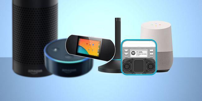6 Amazon echo (dot) alternativas com melhores recursos