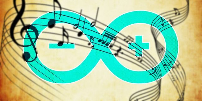 6 Projetos musicais para iniciantes arduino