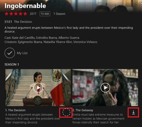 Netflix baixar o Windows 10 episódios