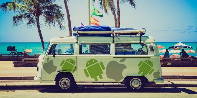 7 Impressionantes android acampar e ios para planejar sua próxima aventura