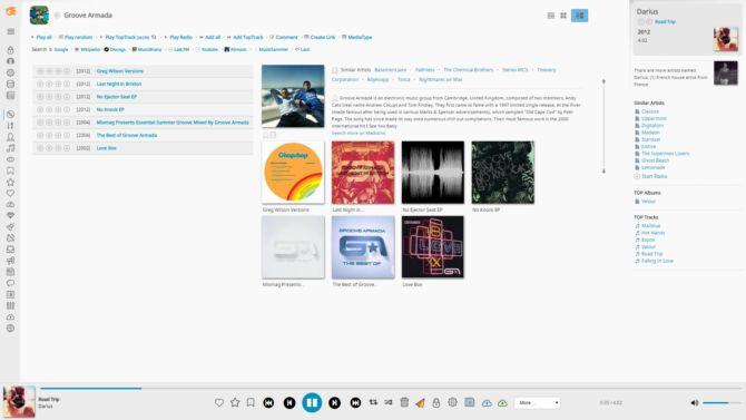 Madsonic-Linux-Media-Servidor