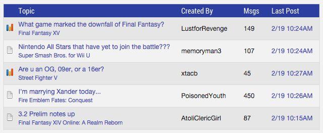 big-gaming-forum-GameFAQs