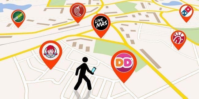 7 Restaurantes fast food com android aplicativos incríveis