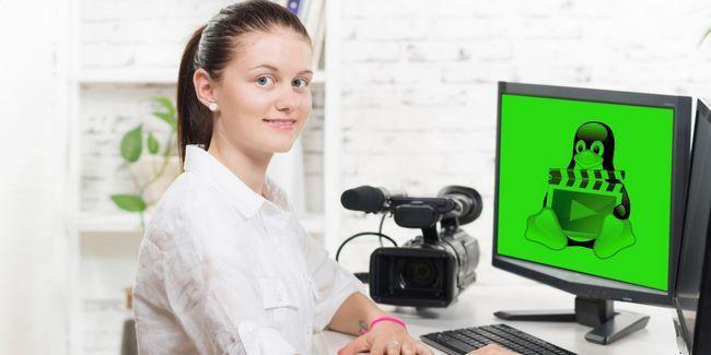 7 Editores de vídeo de fonte aberta livre para linux