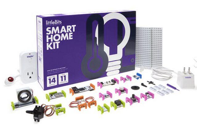 LittleBits-smart-home-kit