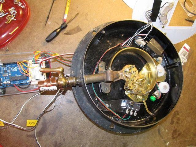 vapor de calibre-componentes