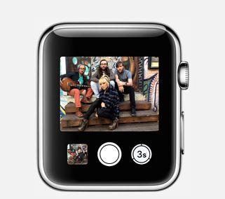 A Apple watch_, remoto