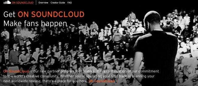 Em SoundCloud imagem