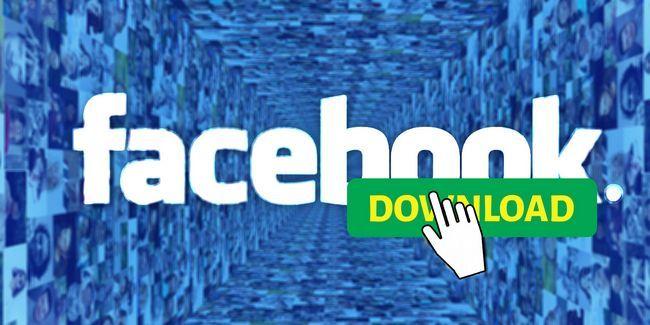 7 Maneiras de baixar facebook fotos e vídeos (que na verdade ainda trabalhar em 2016)