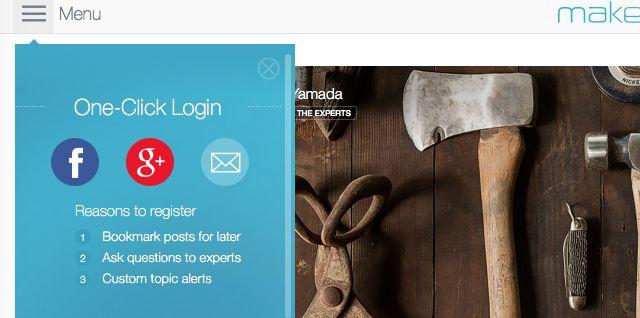 -Segurança de dados-google-facebook-login