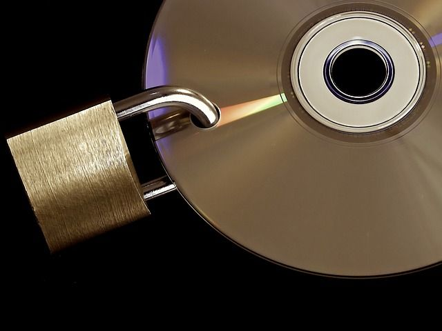 Data-segurança de criptografia