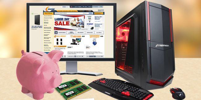 7 Sites de economizar dinheiro em hardware de computador pré-propriedade