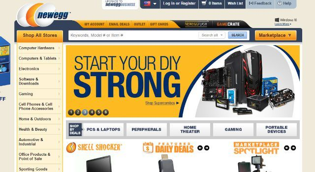 local Newegg