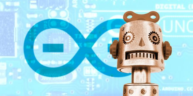 8 Robôs arduino você pode construir para menos de us $ 125