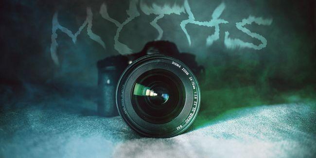 8 Mitos câmera que você deveria parar de acreditar imediatamente