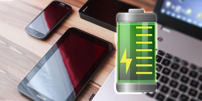 8 Equívocos comuns sobre baterias de dispositivos móveis que você precisa saber
