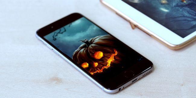 8 Grandes aplicativos iphone papel de parede para o dia das bruxas, natal e mais