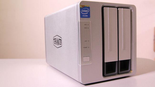 duro drive NAS diy
