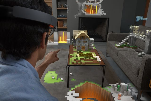 Microsoft-HoloLens-Família-Room