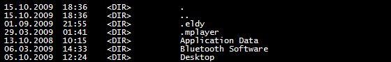 guia de comando do Windows