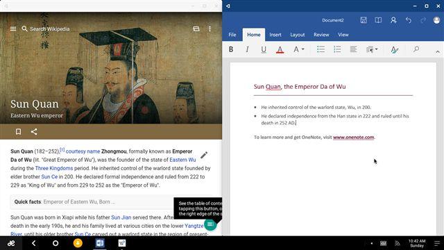tela dividida painel duplo OS Remix