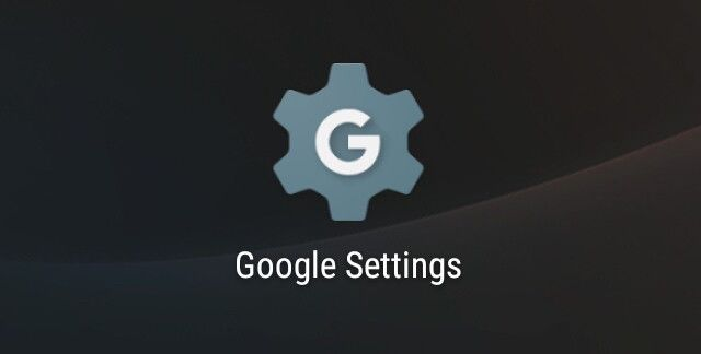 Google-Configurações-icon