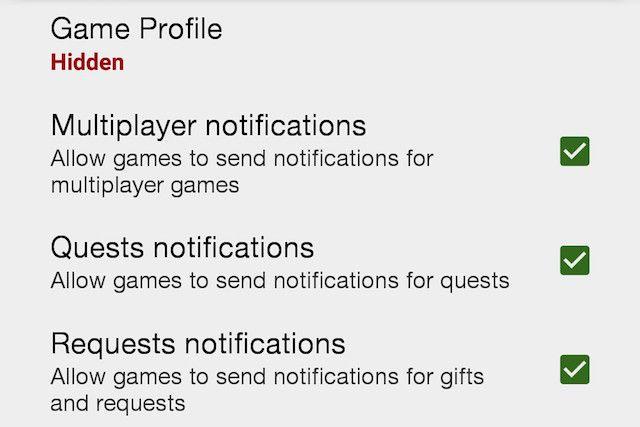 Google-Configurações-Play-Games