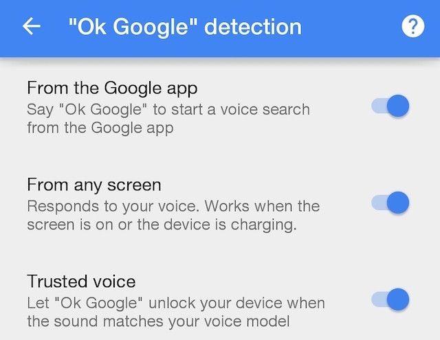 Google-Configurações-OK-Google-Detection
