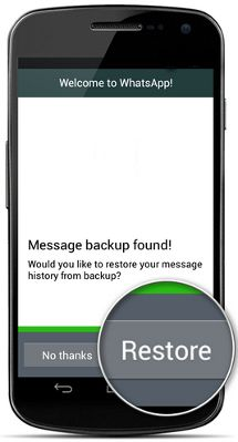 whatsapp-reinstalação