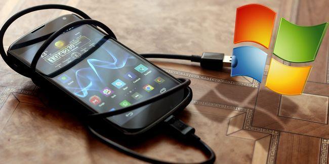 Android não irá se conectar ao windows sobre adb? Corrigi-lo em três etapas fáceis
