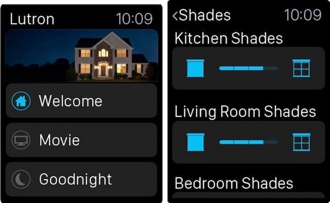 Lutron Mobile Apps