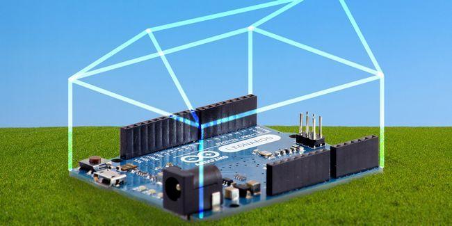 Idéias do projeto arduino para uma casa automatizada