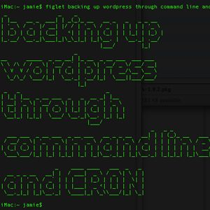 Automatizar o backup wordpress com simples shell script & cron