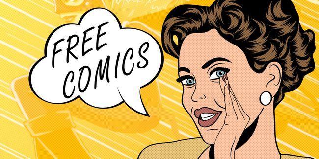 Bam! Prisioneiro de guerra! 8 das melhores maneiras de ler quadrinhos online gratuitamente
