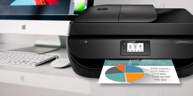 Melhores impressoras all-in-one para residências e pequenos escritórios com um orçamento