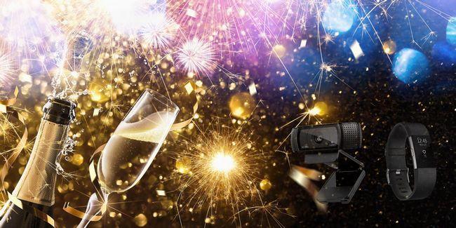 Melhor tecnologia para atender às suas 2017 resoluções de ano novo