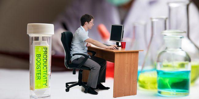 A produtividade do escritório impulso com 10 ajustes apoiada pela ciência