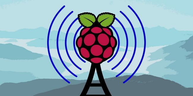 Transmita sua própria estação de rádio fm, com um pi framboesa