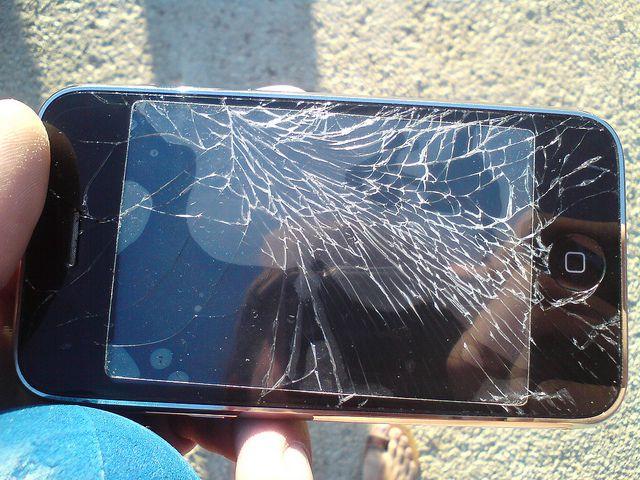 quebrada smartphone