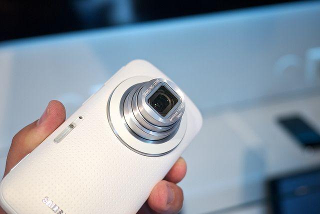smartphone câmera