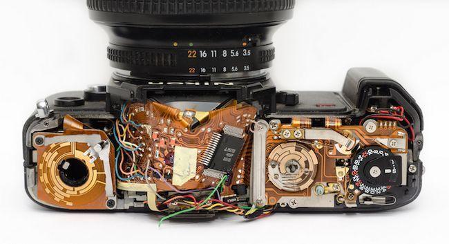 diy substituir reparação câmera