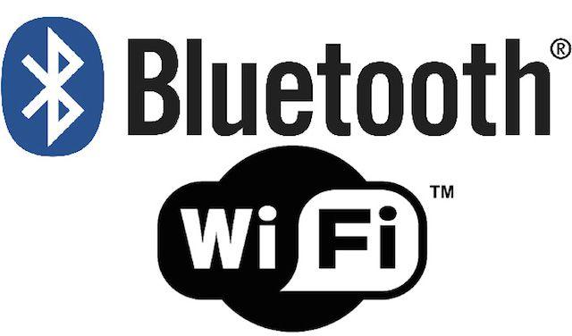 Bluetooth-wi-fi